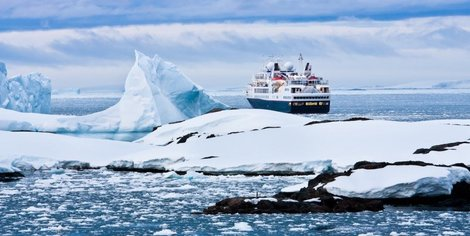 Antartico in crociera