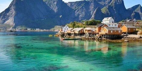 Norvegia e le isole Lofoten
