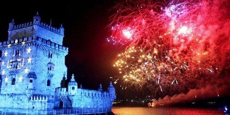 Capodanno a Lisbona