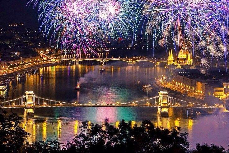 Capodanno sul Danubio
