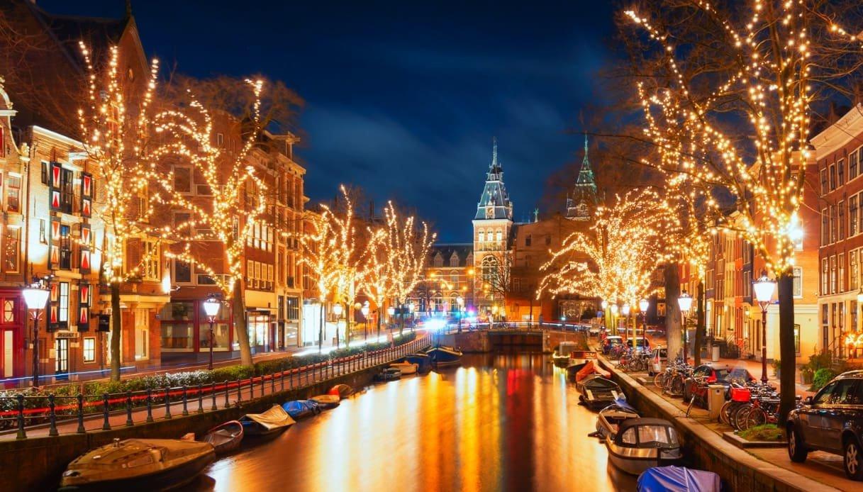 Capodanno ad Amsterdam