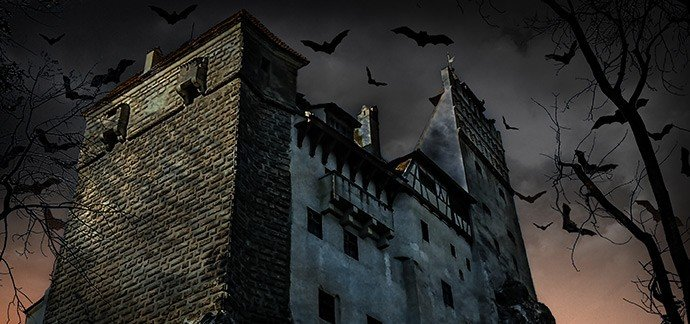 Halloween in Transilvania